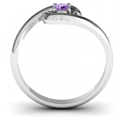 Embrace Ring - By The Name Necklace;