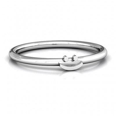 Stackr Symbol Ring - By The Name Necklace;