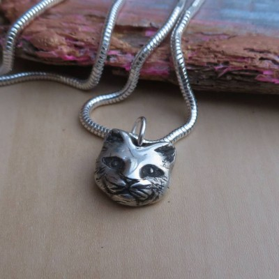 Soul Cat Necklace - By The Name Necklace;